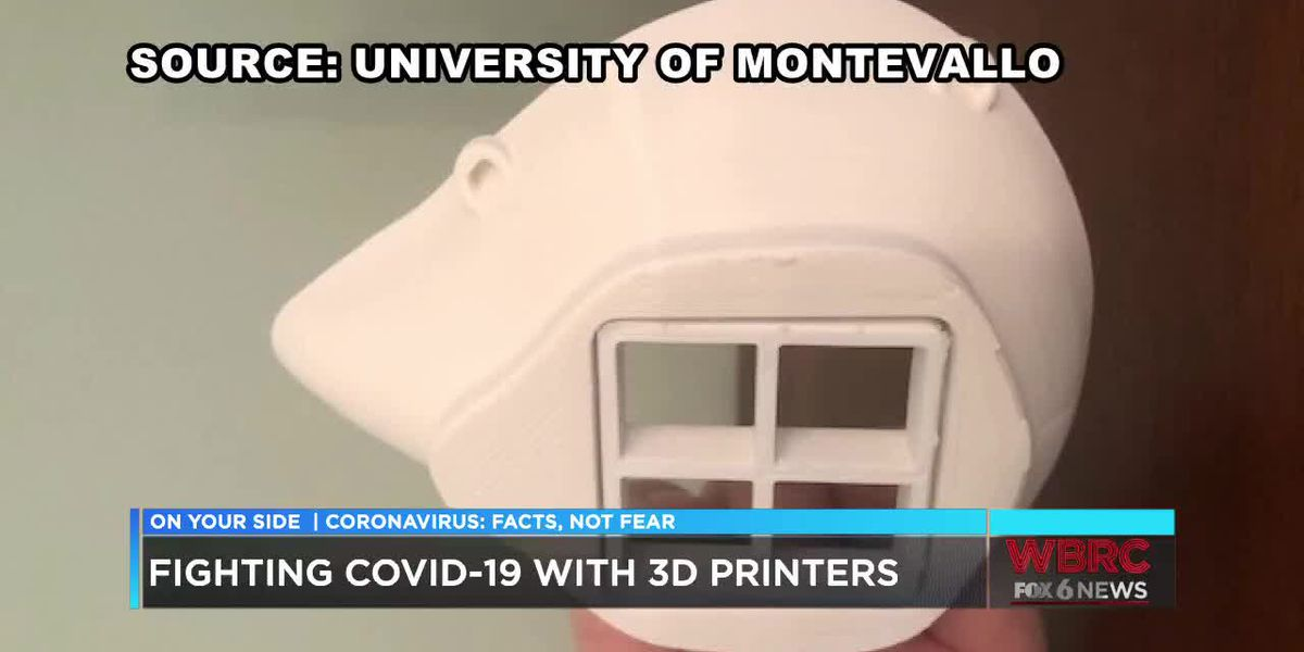 Fighting COVID-19 with 3D Printers