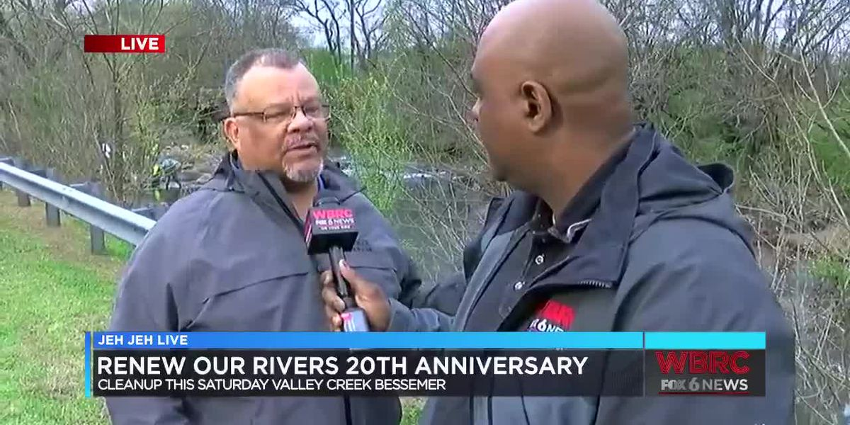 Jeh Jeh Live: Renew Our Rivers