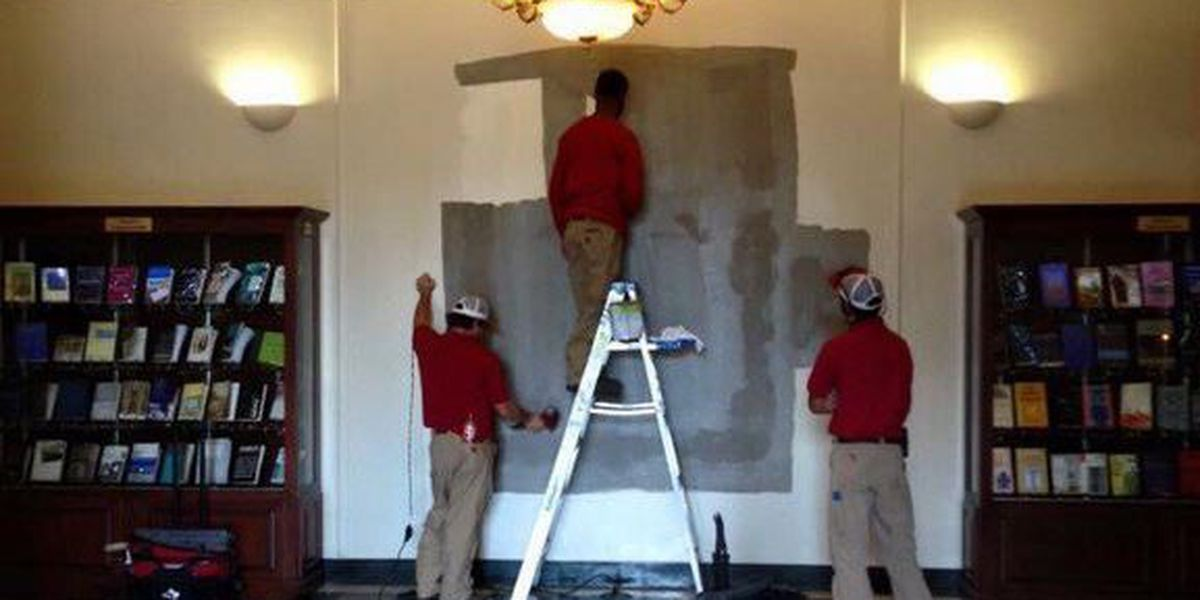 UA removes portrait of Confederate General with KKK ties from Morgan Hall