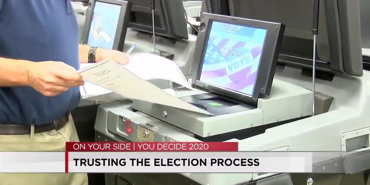Voter fraud concerns in Alabama? Officials say 'no'