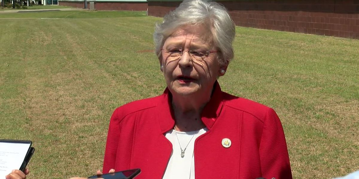 Alabama governor says she'll review abortion bill, make final decision
