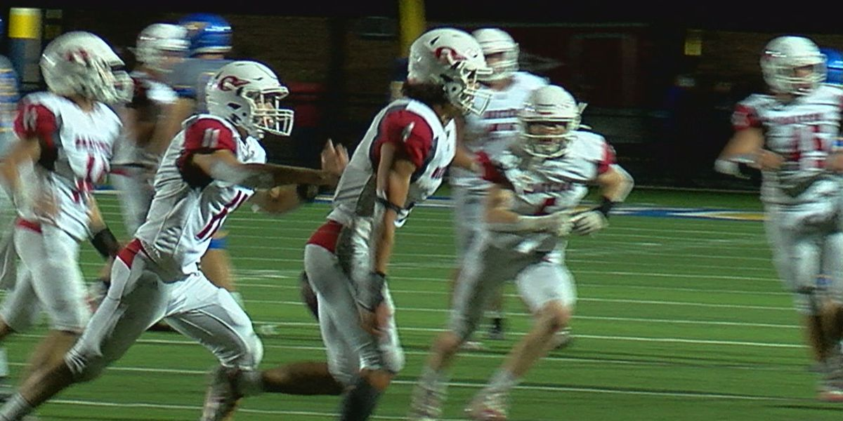 Sideline Game of the Week: Ohatchee upsets defending 3A champs Piedmont 20-15
