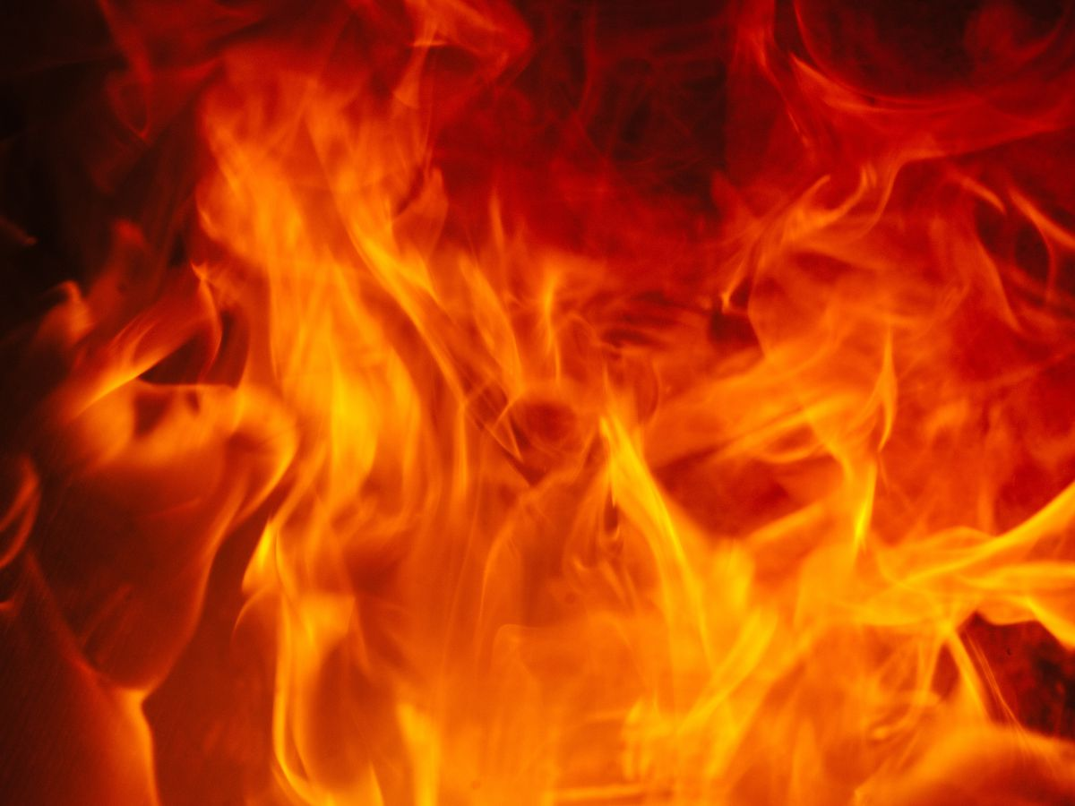 Two hurt in Birmingham fire