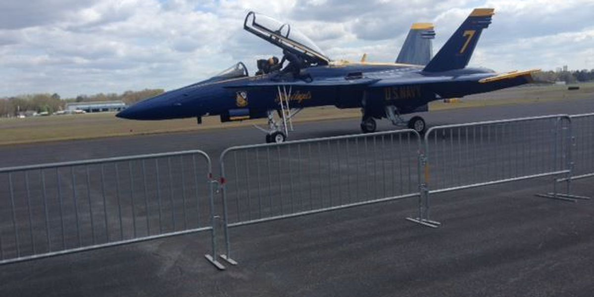 Attendance at Tuscaloosa air show topped previous years