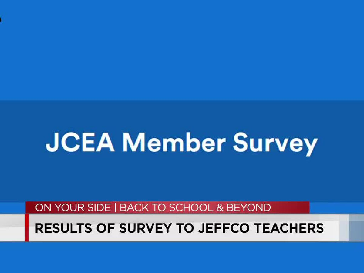JCAEA reviews results of teacher survey on returning for face to face instruction