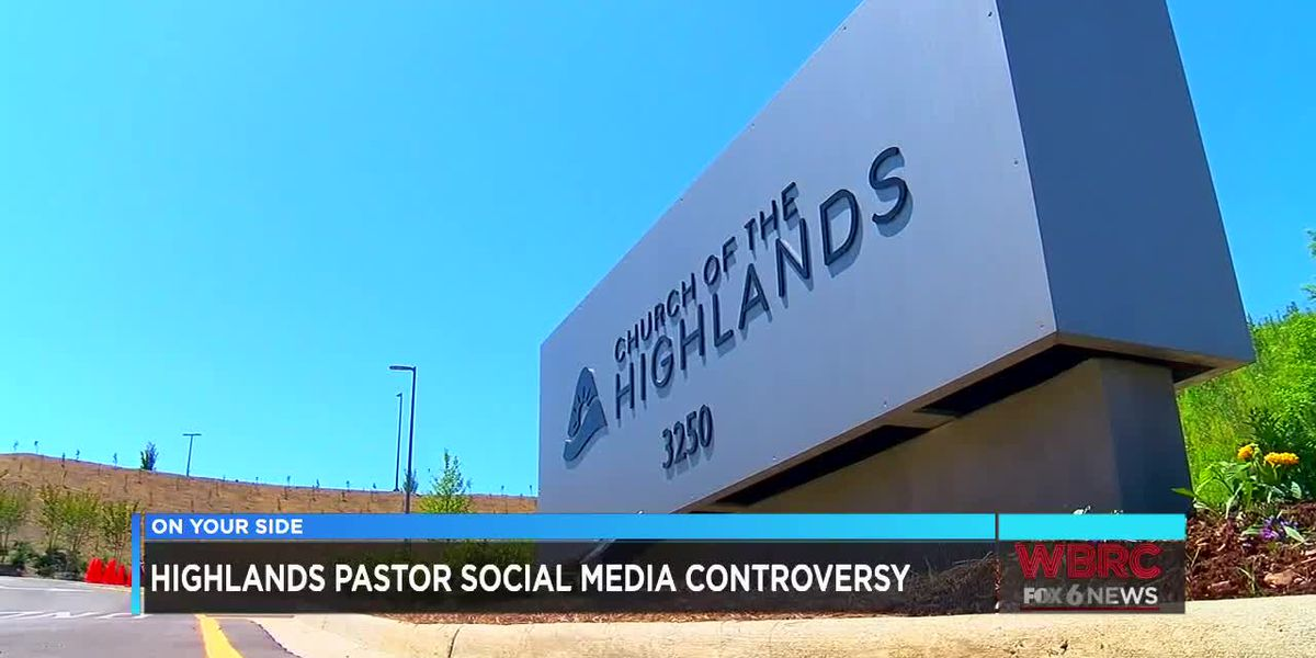 Church of the Highlands pastor issues apology amid social media controversy