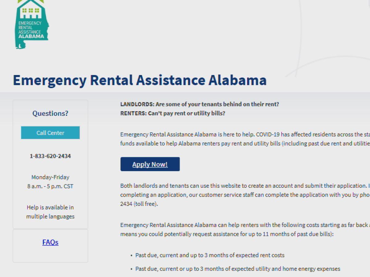 AHFA offers assistance to those struggling to pay rent and utilities