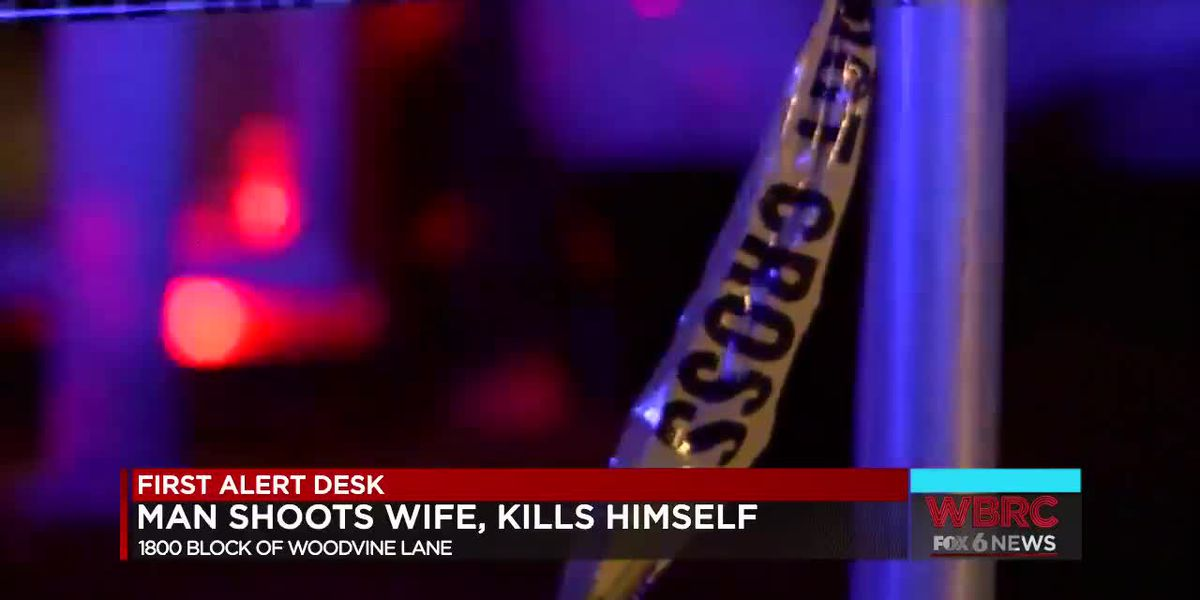 Man shoots wife, kills himself in JeffCo