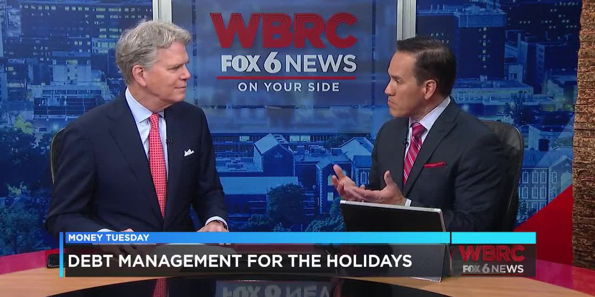 Debt Management For The Holidays