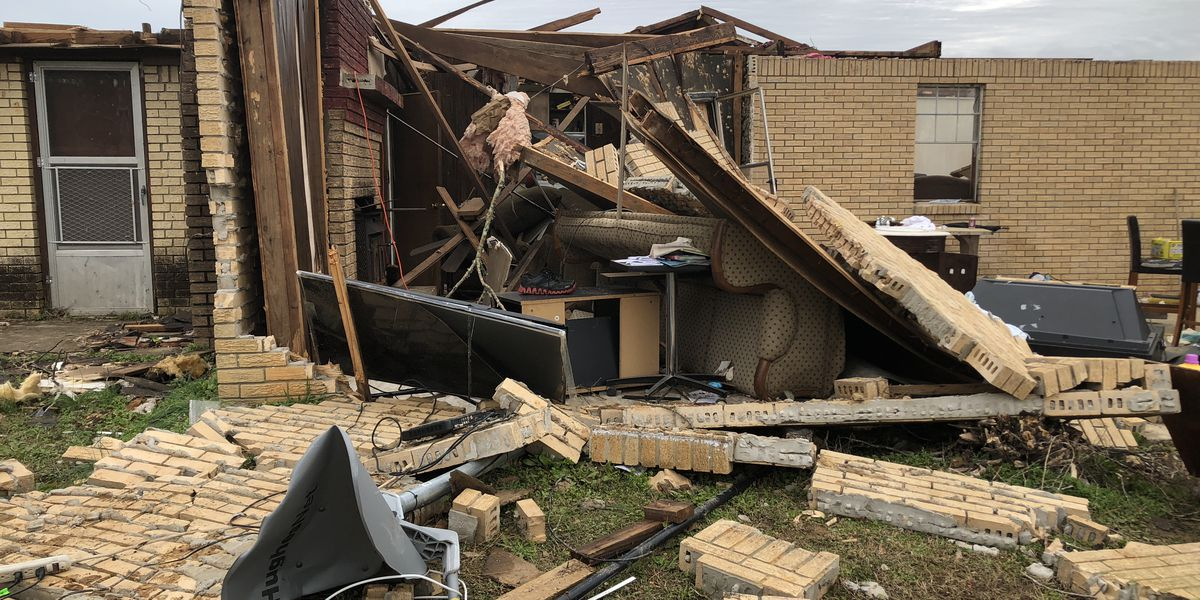Cleanup from deadly tornado continues in Pickens County