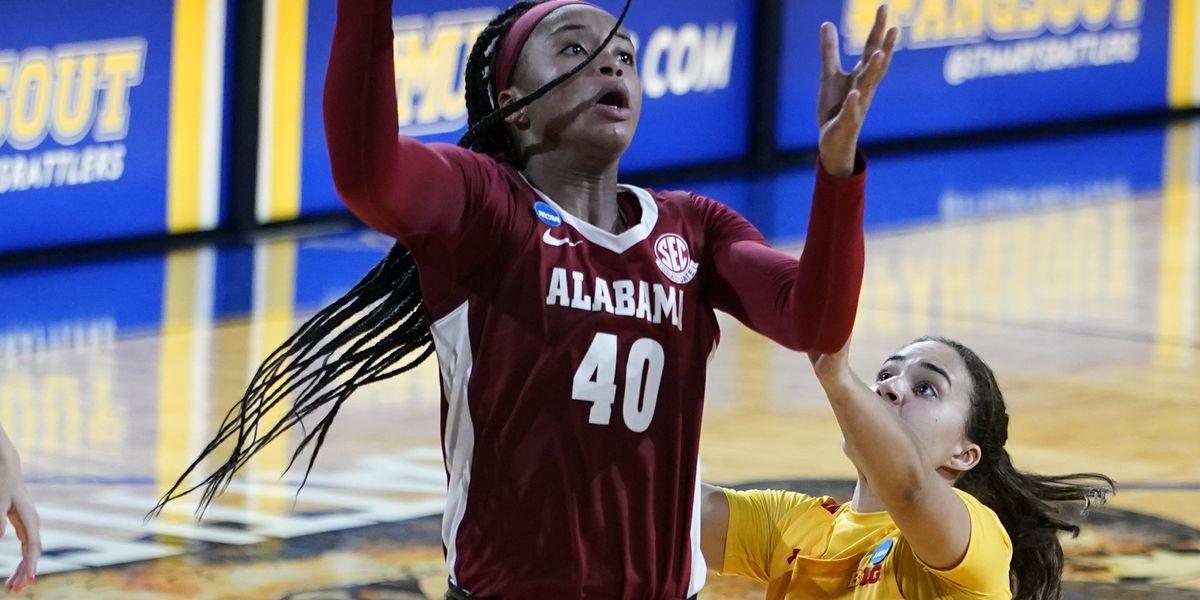 Alabama eliminated in NCAA Women's Basketball Tournament