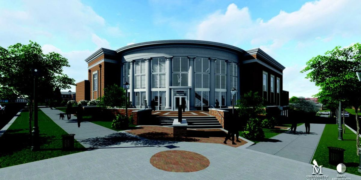 University of Montevallo building new addition for College of Business
