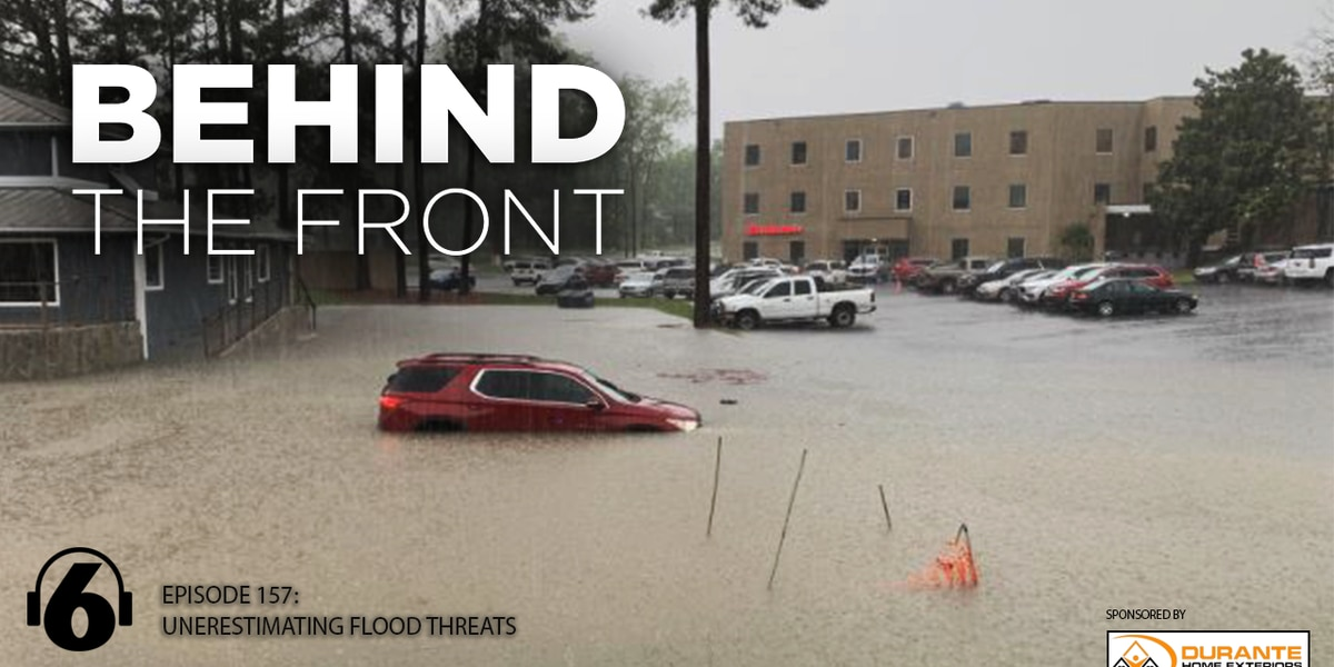 Behind the Front: Underestimating Flood Threats
