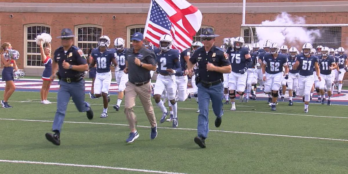 Samford football 'excited' about playing a spring season