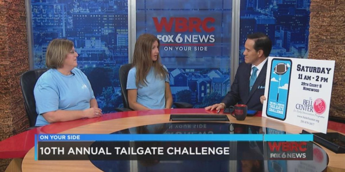 Bell Center's 10th Annual Tailgate Challenge