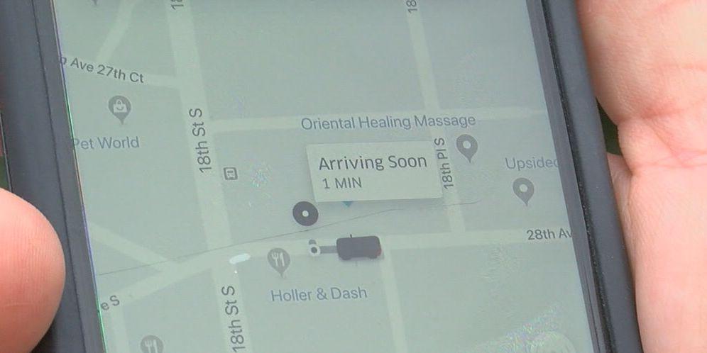 Uber imposter sparks ridesharing safety concerns