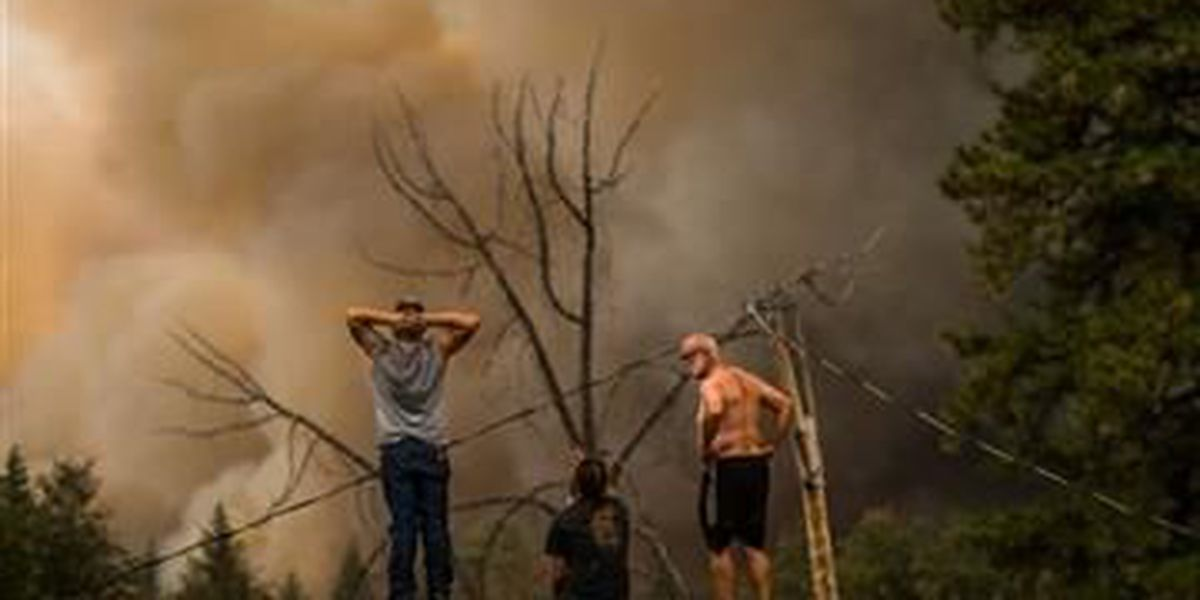 Local firefighters discuss western wildfires at 7:10 a.m. on GDA