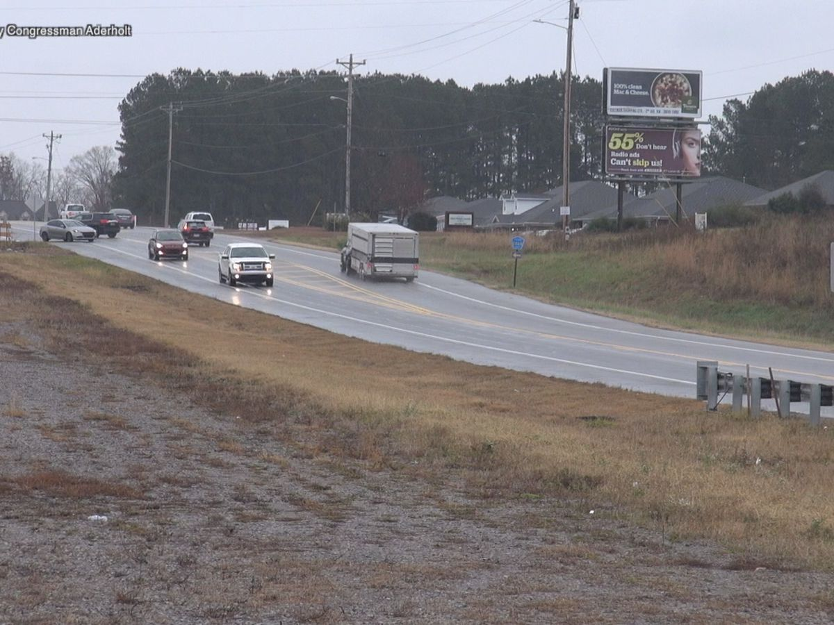 U.S. Department of Transportation grant will help widen Highway 157 in Cullman