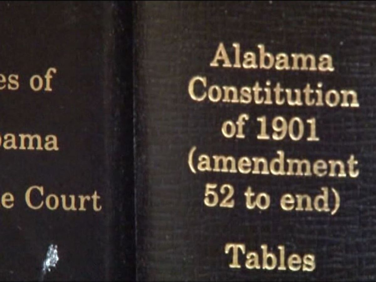 Constitutional amendments on the ballot in Alabama explained