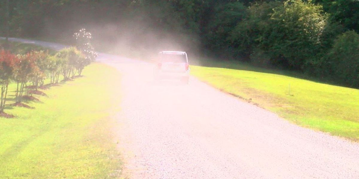 Neighbors upset over road and water issues in Northport
