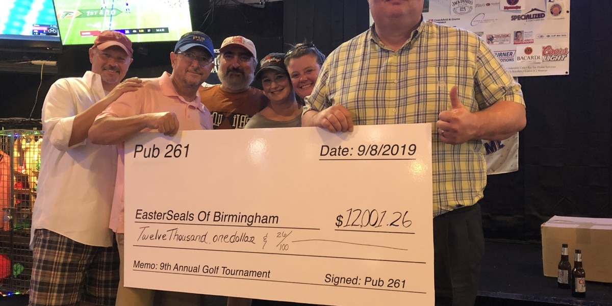 Golf Tournament raises thousands for Easter Seals
