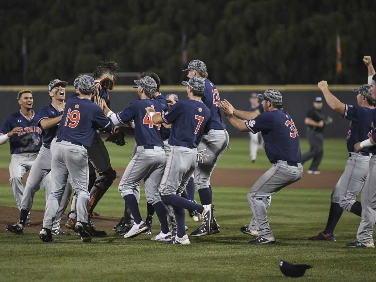 Auburn baseball advances to Super Regional for second consecutive year