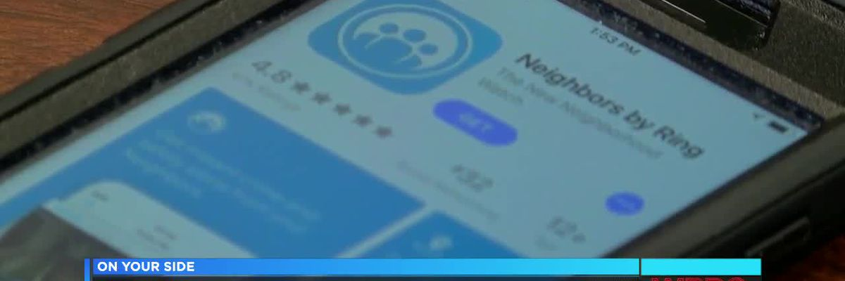 Oxford PD partner with 'neighbors' app