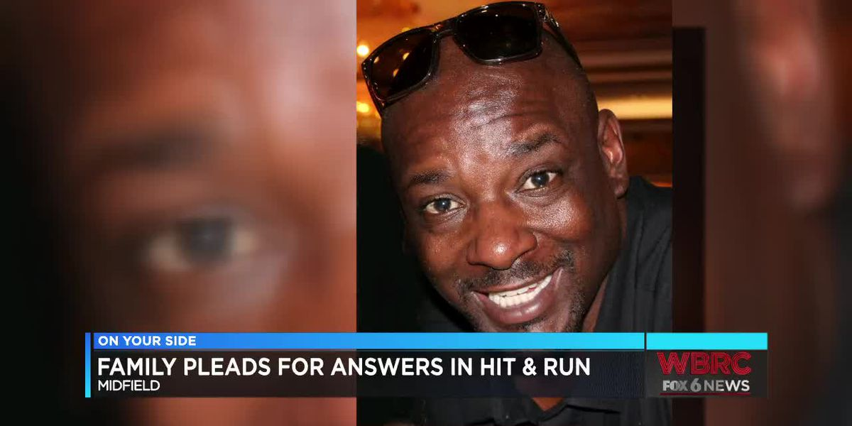 Family pleads for answers in hit and run