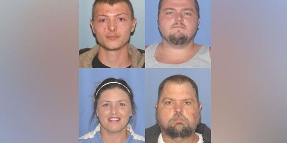 Wagner family members arrested in execution-style murders of Pike Co., OH family