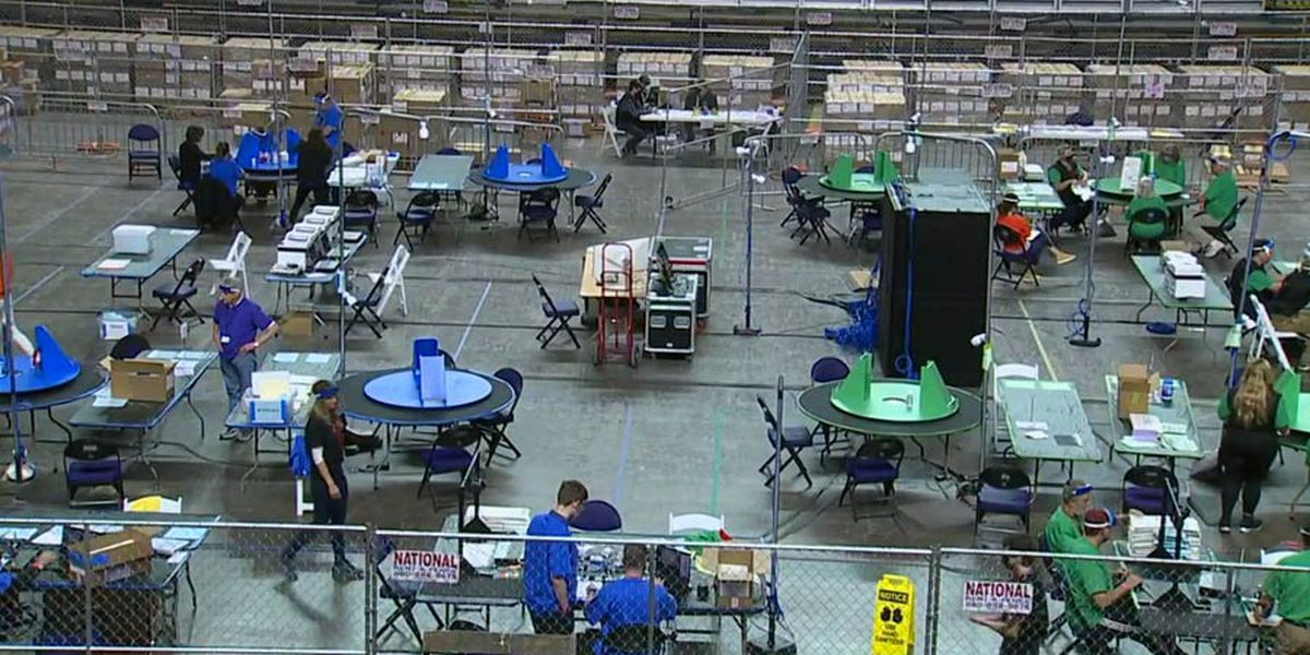 Inside Arizona's election audit, GOP fraud fantasies live on
