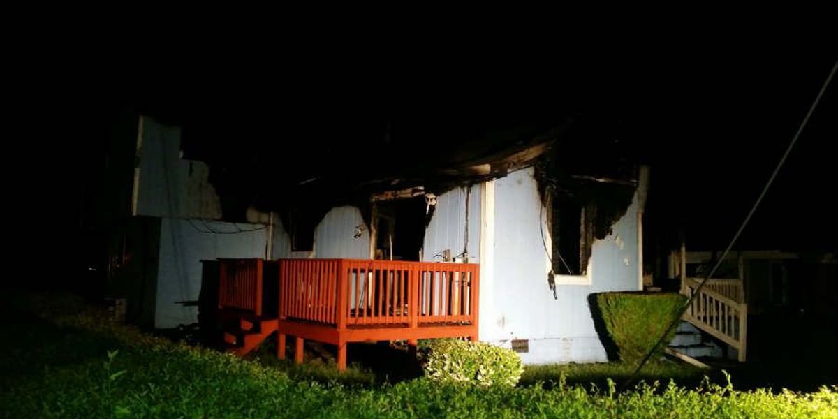 1 killed, 1 injured in Birmingham house fire; More at 5 a.m.