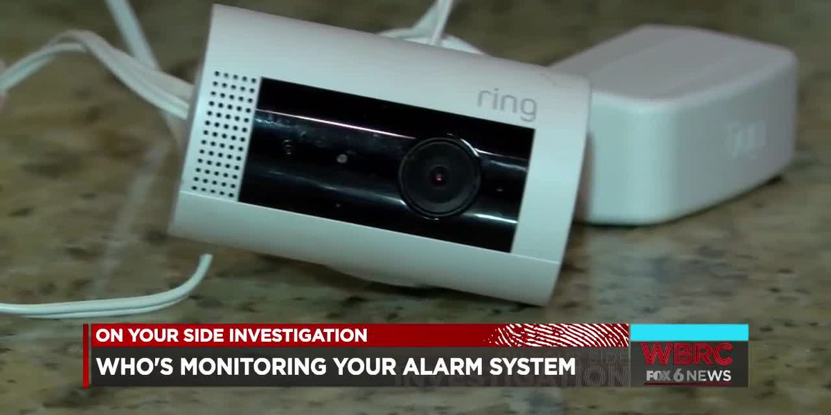 Who's monitoring your alarm system?