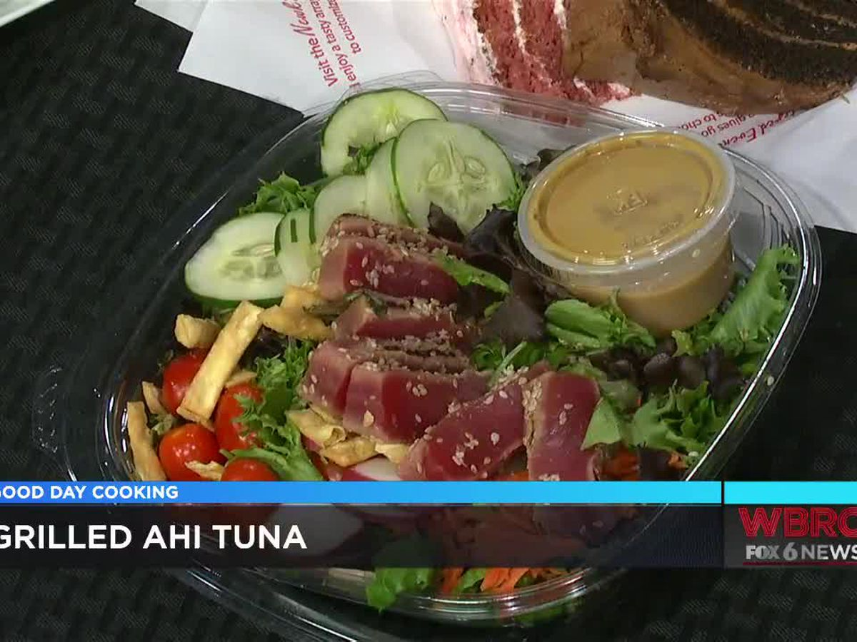 Newk's: Grilled Ahi Tuna