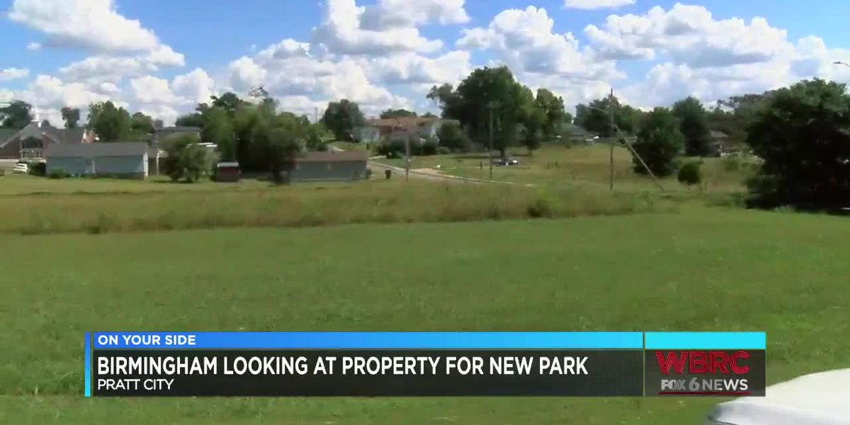 B'ham looking at property for new Pratt City park