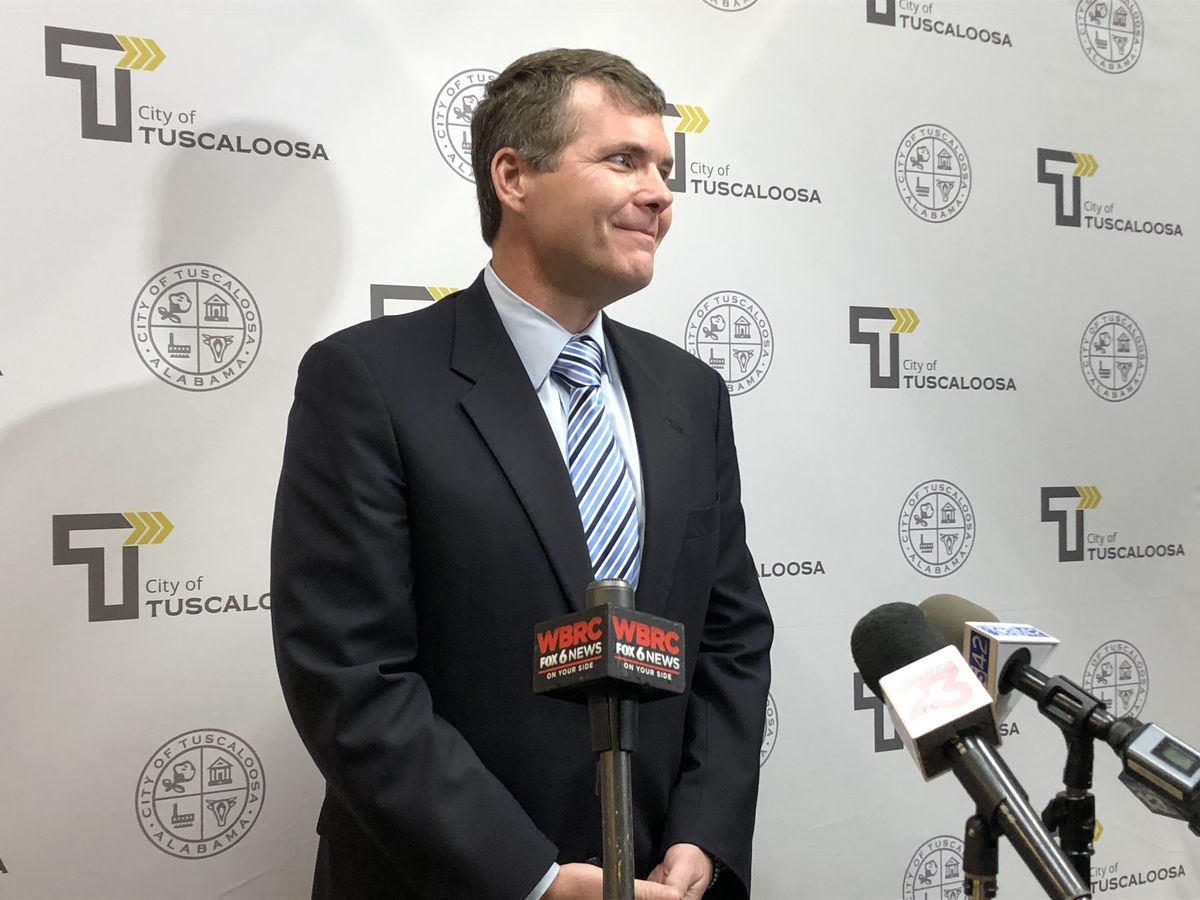 Tuscaloosa Mayor Walt Maddox concerned by jump in COVID-19 cases