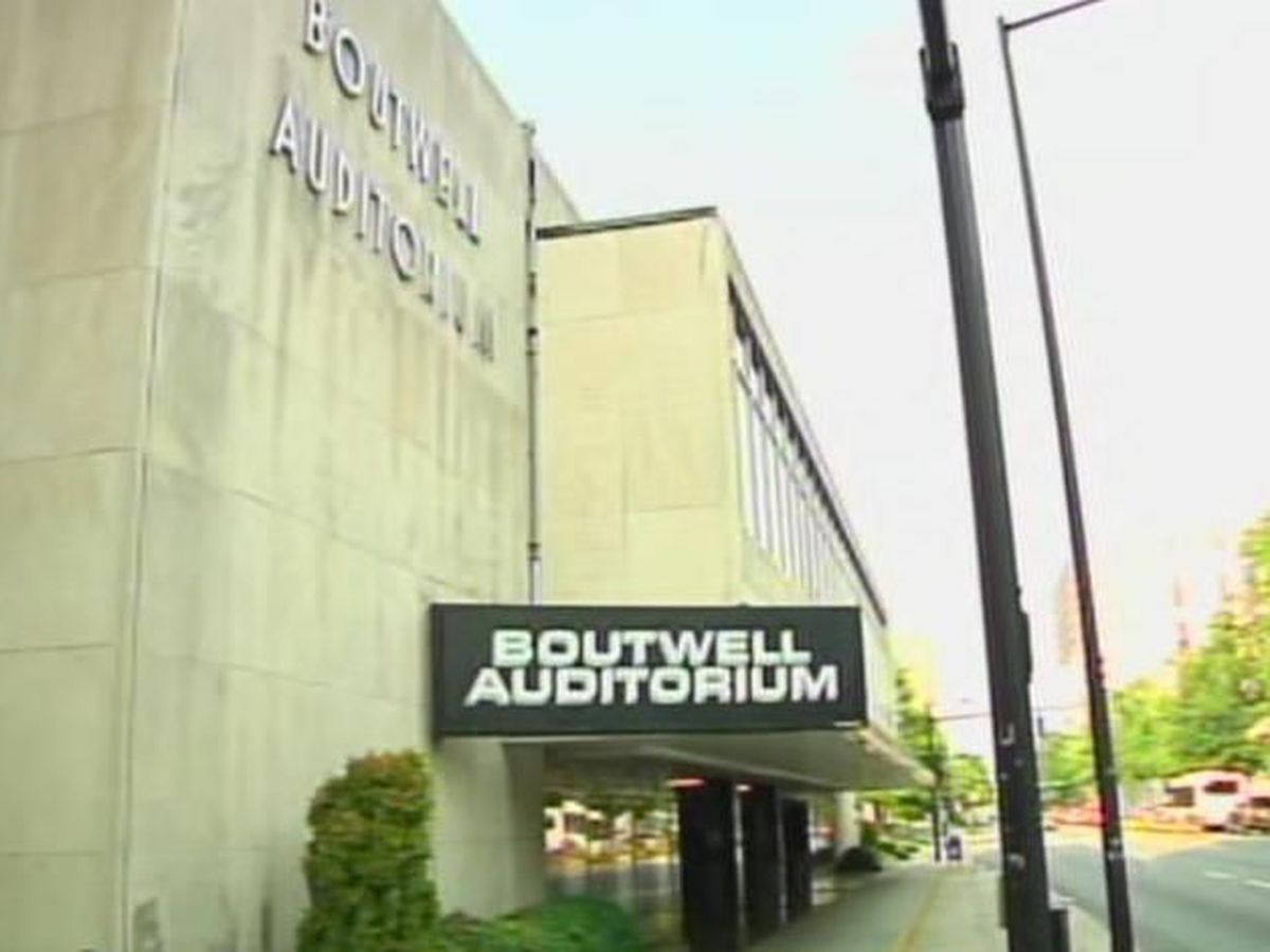 Boutwell Auditorium open Thursday night for shelter