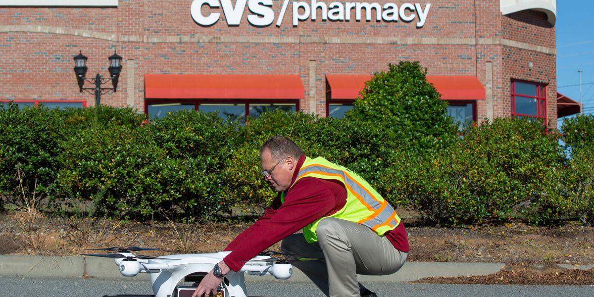 CVS, UPS to start drone prescription deliveries to Florida retirement community