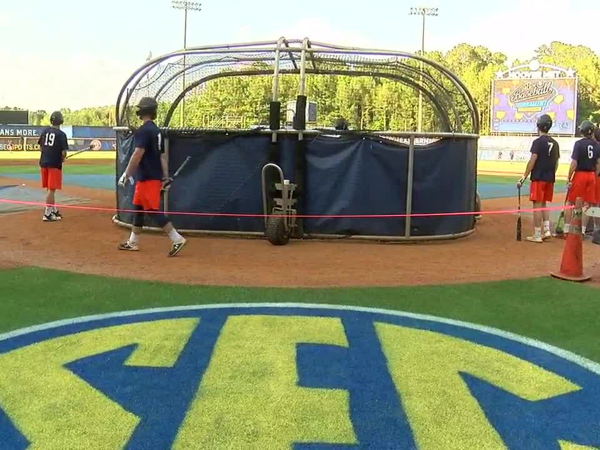Auburn beats Tennessee 5-3 , advances in SEC Baseball Tournament