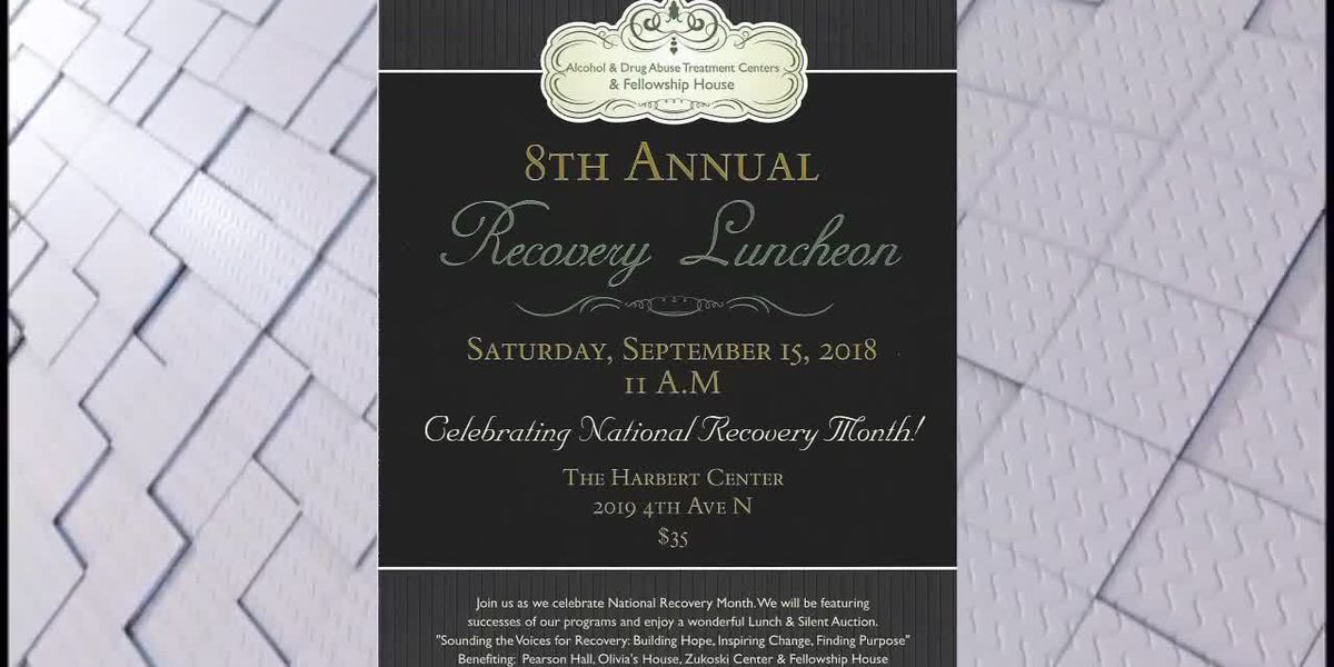 8th Annual Recovery Luncheon