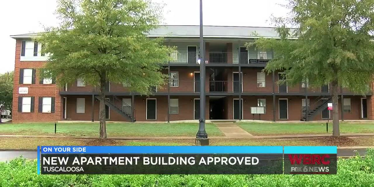 New apartment building approved for UA students