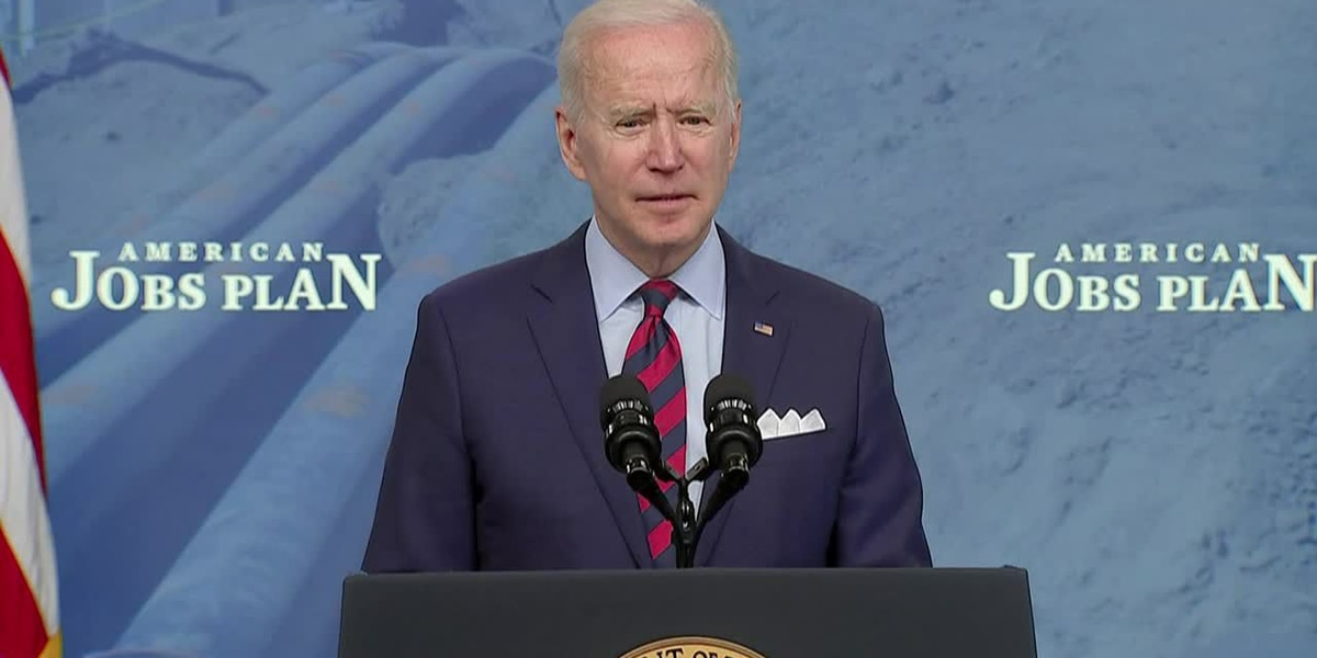 COVID: Biden announces new tax credit