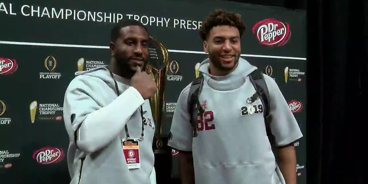 Meet the man who handles the CFP Trophy