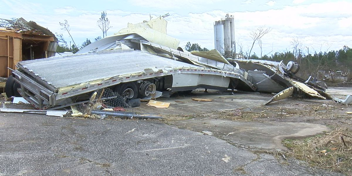 Hurst Towing in recovery mode after tornado destroys building