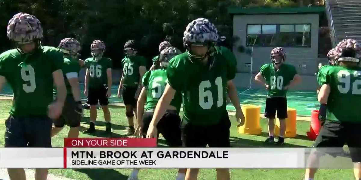 Sideline GOW: Mtn. Brook at Gardendale preview