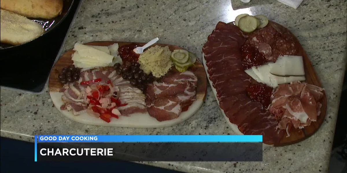 Smiley Brothers: Charcuterie