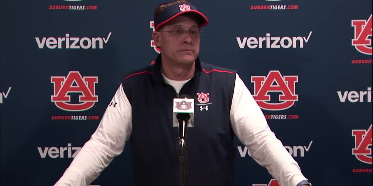 Auburn players react to firing of head football coach Gus Malzahn