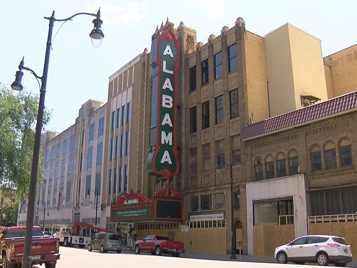 2021 Summer Film Series at the Alabama Theatre