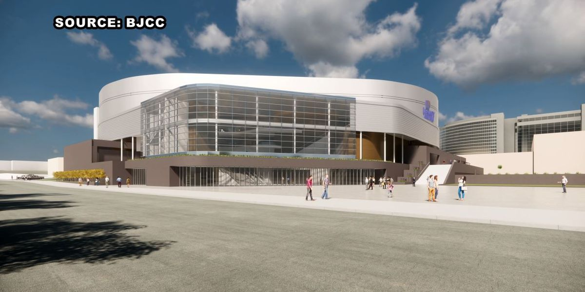Design firm chosen for renovations to Legacy Arena