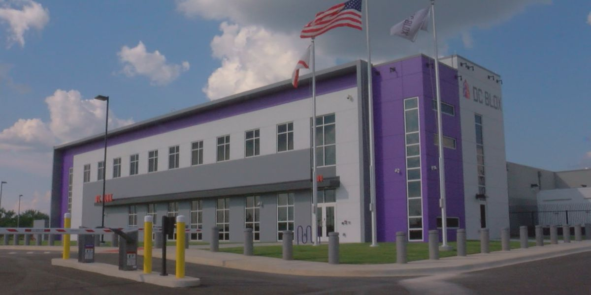 First look at the DC BLOX facility