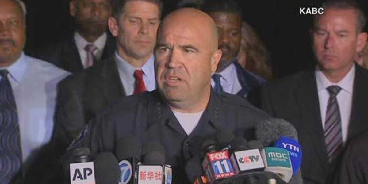 Live reports on San Bernardino shooting at 5 a.m.